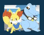 PMD Tony and Ale by Glassesgator by Shaprite91