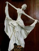 sculpture -BALLET1870 by Jerinbramwell