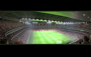Arsenal Emirates Stadium by nawaz83