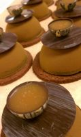 Domes with Chocolate Caramel filled Cups 2 by aakahasha