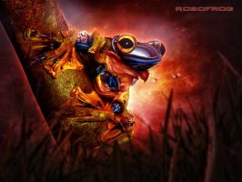 robofrog by djaledit