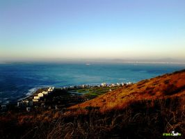 Cape Town 2012 Signal Hill by AnatneM-Studios
