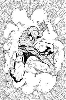 Spider-Man cover 6 by TimTownsend