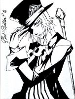 Mad Hatter by windgoddess427
