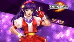 Athena Asamiya - KOF'97 OL HD Wallpaper by Zeref-ftx