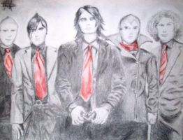 my chemical romance by ice-vagabond-bite