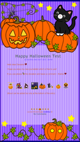 Free Halloween Journal Skin by CitricLily