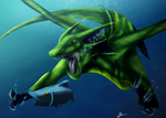 Catch of the Day by Nemomein