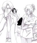 Bleach: How to educate a child (Harribel/Ryuken) by Blychee