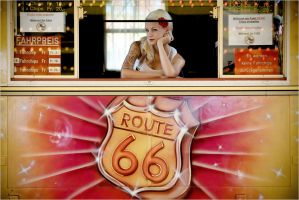 Route 66. by Be-at