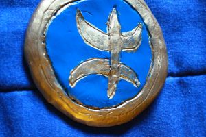 Belt buckle for SC4 by icevalkyrie7
