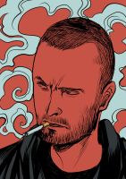 Daily Sketch: Jesse Pinkman by Mephmmb