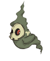 040214 - Duskull by AlaBo