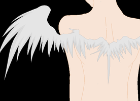 ::Angel Request:: by Darkling-Mitsune