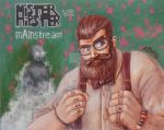 Mister Hipster vs. Mainstream by IronOutlaw56