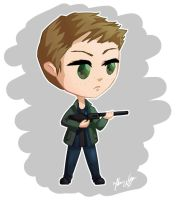 Dean Winchester by Hanna-Victoria