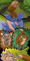 Heart of the Jungle Page 2 by systemcat