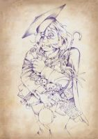 Flannelcat by DarkJimbo