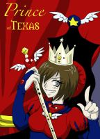 .:The Prince of Texas:. by ReiDavidson