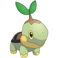 My Turtwig by ztak1227