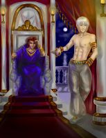 For His Majesty by Anshell