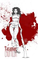 True Blood Taramae by franganesques