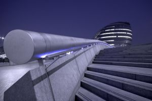 London Assembly Building by paweldomaradzki