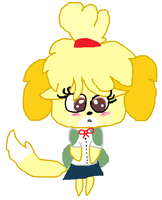 Isabelle by cottoncloudyfilly