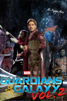 Guardians of the Galaxy Vol.2 (Just Dance) by Mr-Psycho-Mate