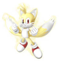 Legacy Super Tails Render by Nibroc-Rock