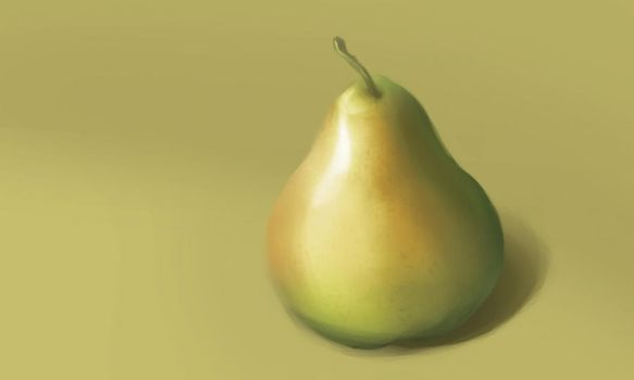 Pear!! by odielou