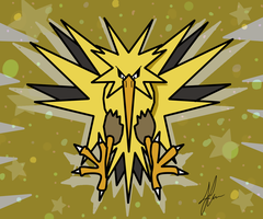 Zapdos by The-Bomb-Dot-Com