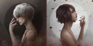 Tokyo Ghoul - What have we become by peacestream