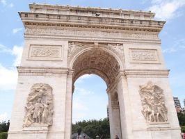 Mini Arc de Triomphe - 2 by KarissaRhm