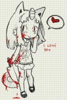 I love you by scilk