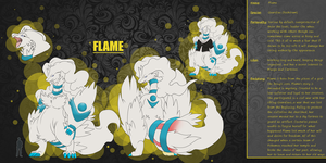 Flame ref by SentinelWinder
