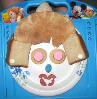 Fun with Lunch Continued - Sandwich Artistry by technodrumguy