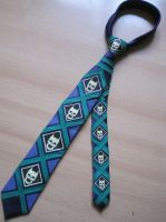 Yoshikage Kira Tie by CelL1337