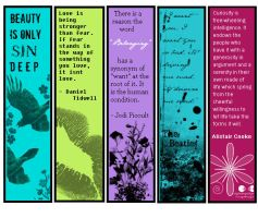 Bookmarks by mistythemistic