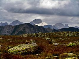 Last sunbeam before the storm by edelweiss26