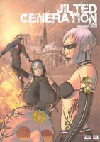 Jilted Generation - Couverture by tomagraphiste