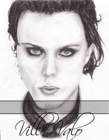 Ville Valo by melissaGC