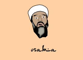 osama fun vector by enummi