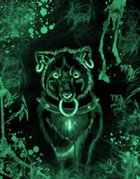 green glow by timmy-gost