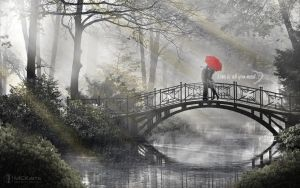 Photomanipulation - Love is all you need... by MCKarts
