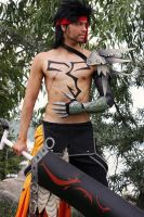 Jecht from Final Fantasy Dissidia by Elffi
