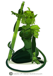 IRON ARTIST 2: 027 Vippy by Helixel