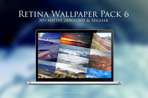 Retina Wallpaper Pack 2015 No. 6 by pddeluxe