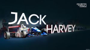 Jack Harvey - 2012 British F3 Champion by brandonseaber