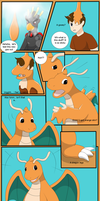 Comission: Dragonite TF by PhoenixWulf